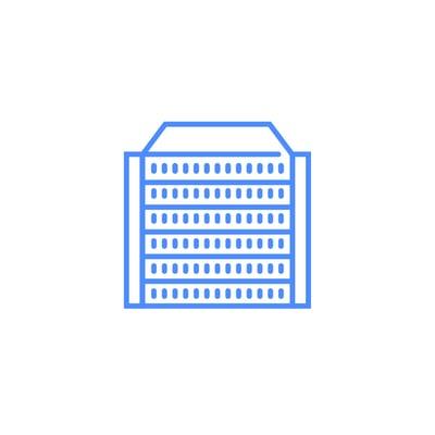 Racksystem och moteringsramar