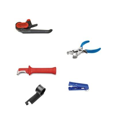 Werkzeuge für die Rohrinstallation