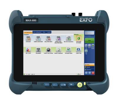 Test Equipment Ethernet and Transport